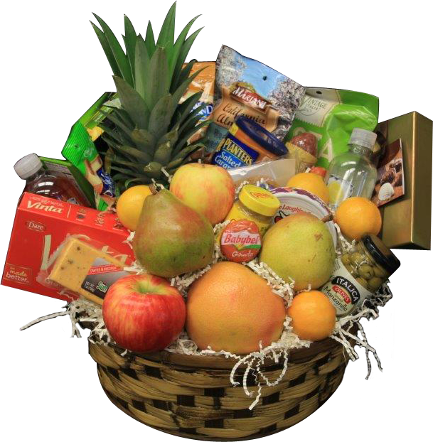 Large Food Basket